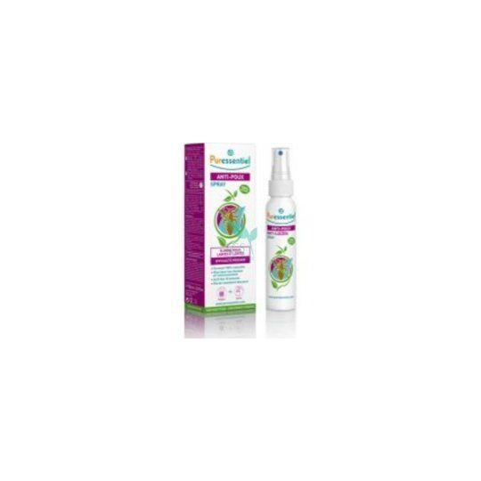 Puressentiel spray anti poux 100ml