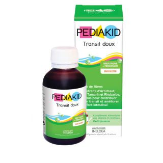 Pédiakid Gentle Transit syrup 125 ml