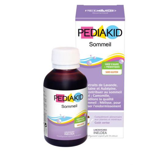 Pediakid Sleep Syrup 125 ml