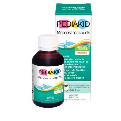 Pediakid Motion sickness syrup 125 ml