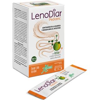 Aboca Lenodiar Pediatric - 12 sachets