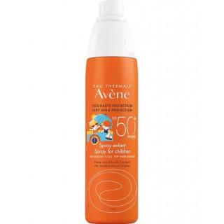 Avène Solaire Spray enfants SPF50+ - 200ml