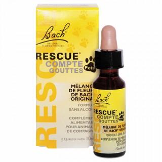 Fleurs de Bach Rescue Remedy Pets - 10 ml