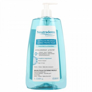 Neutraderm gel douche micellaire - 1 L