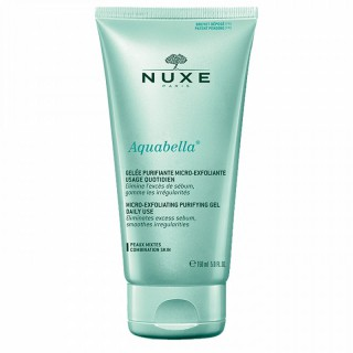 Nuxe Aquabella gelée purifiante exfoliante - 150ml