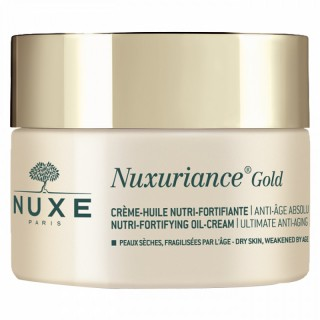 Nuxe Nuxuriance Gold Crème-huile nutri-fortifiante - 50ml
