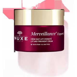 Nuxe Merveillance Expert Crème nuit lift-fermeté - 50ml