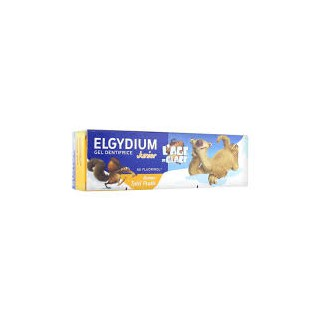 Elgydium age de glace dentifrice junior