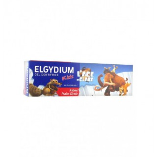 Elgydium gel dentifrice Kids 50ml