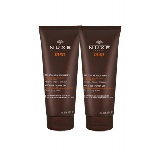 Nuxe Men Gel douche multi-usages - Lot de 2 x 200ml