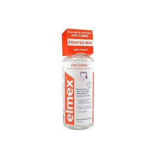 Elmex Solution Dentaire anti-caries 400ml