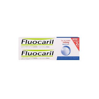 Fluocaril gencives 2 tubes de 75ml