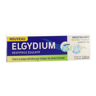 Elgydium dentifrice protection caries 50ml