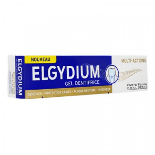 Elgydium dentifrice multi-action 75ml