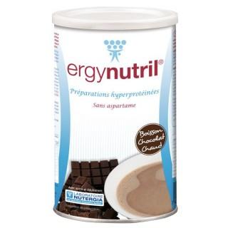 Nutergia Ergynutril boisson chocolat chaud - 300g
