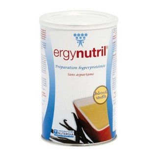 Nutergia Ergynutril entremets vanille - 300g