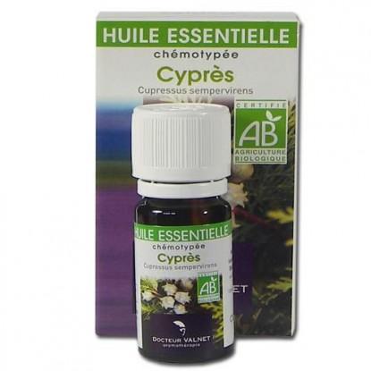 cyprès huile essentielle bio Valnet 10ml