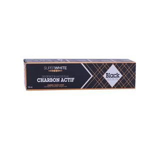 Super white charbon actif 75ml