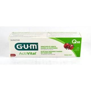 GUM Activital Q10 75ml