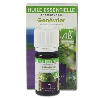 genévrier huile essentielle bio Valnet 10ml