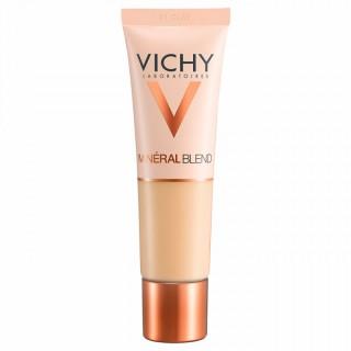 Vichy MinéralBlend Fond de teint hydratant - 30ml - 01 clay
