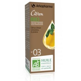Arkopharma Huile essentielle Citron bio