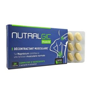 Santé Verte Nutralgic muscle - 14 comprimés