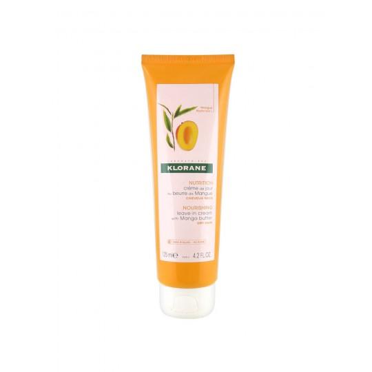 Klorane Crème de jour au beurre Mangue 125ml