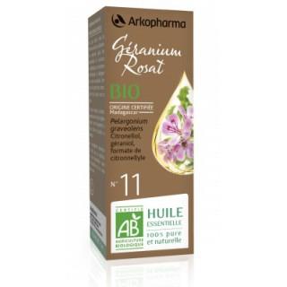 Arkopharma Huile essentielle Géranium rosat bio
