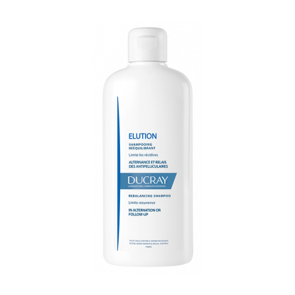 Ducray- elution 400ml
