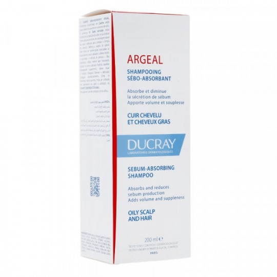 Ducray Shampooing Argeal Cheveux Gras