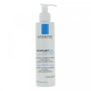 La Roche Posay Cicaplast B5 Cleansing Gel 125 ml