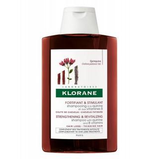 Klorane Shampooing fortifiant à la quinine - 200ml