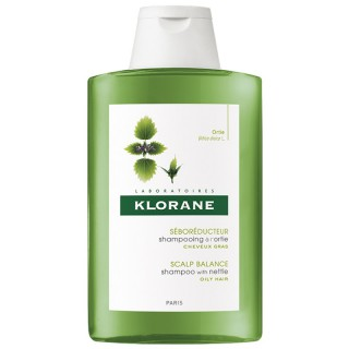Klorane Shampooing séborégulateur à l'Ortie - 200ml