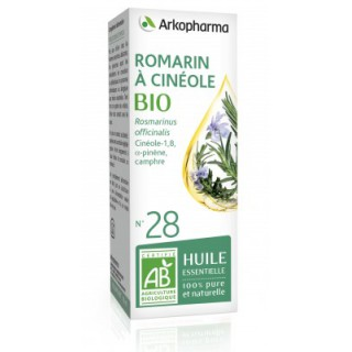 Arkopharma Huile essentielle Romarin à cinéole bio