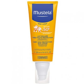 Mustela Lait solaire crème spf50 + 200ml