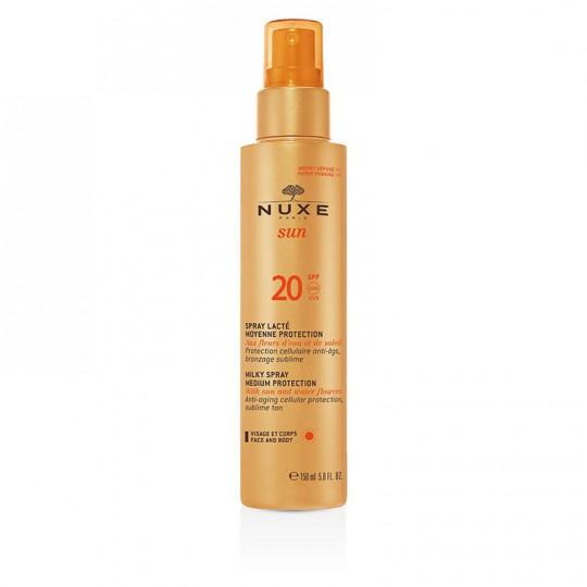 Nuxe Sun Spary lacte SPF20 150ml