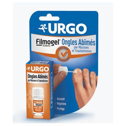 Urgo ongles abîmés 3,3ml