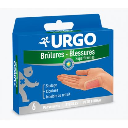 Urgo Brûlures - Brûlures - blessures superficielles