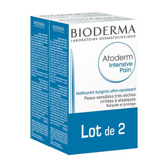 Bioderma Atoderm soap surperfatted 150 Duo