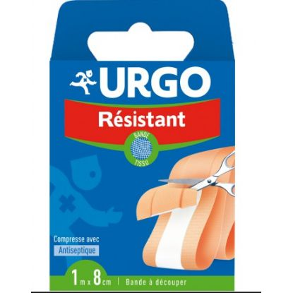 Urgo resistant tape 1mx8cm