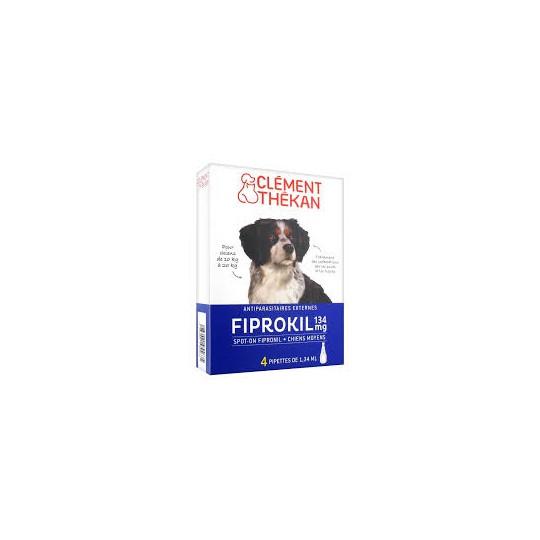 Fiprokil chien 10/20 pipette 4