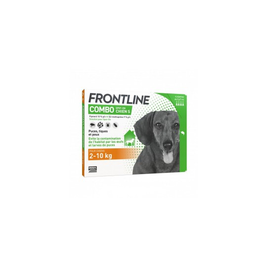 Frontline Combo 2-10 kgbte 6