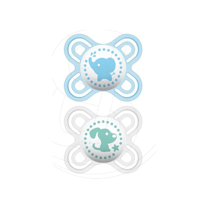 Mam Sucette perfect naissance silicone 0-2mois