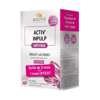 Biocyte Activ' Inpulp - 3 x 30 capsules