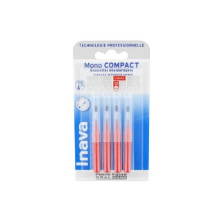 INAVA 4 Brossettes interdentaires Larges 1.5mm