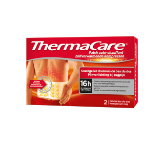 Thermacare Patch Auto Chauffant x2