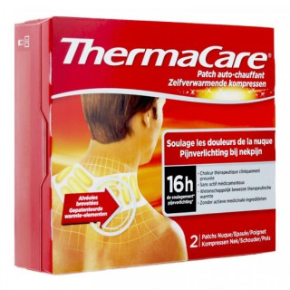 Thermacare Patch Auto Chauffant X2 Nuque