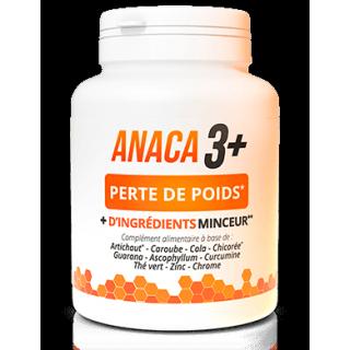 Anaca 3 Perte de poids 120 gélules