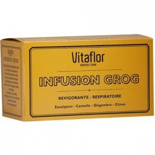 Vitaflor infusion grog